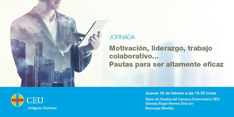 Motivación, liderazgo y trabajo colaborativo