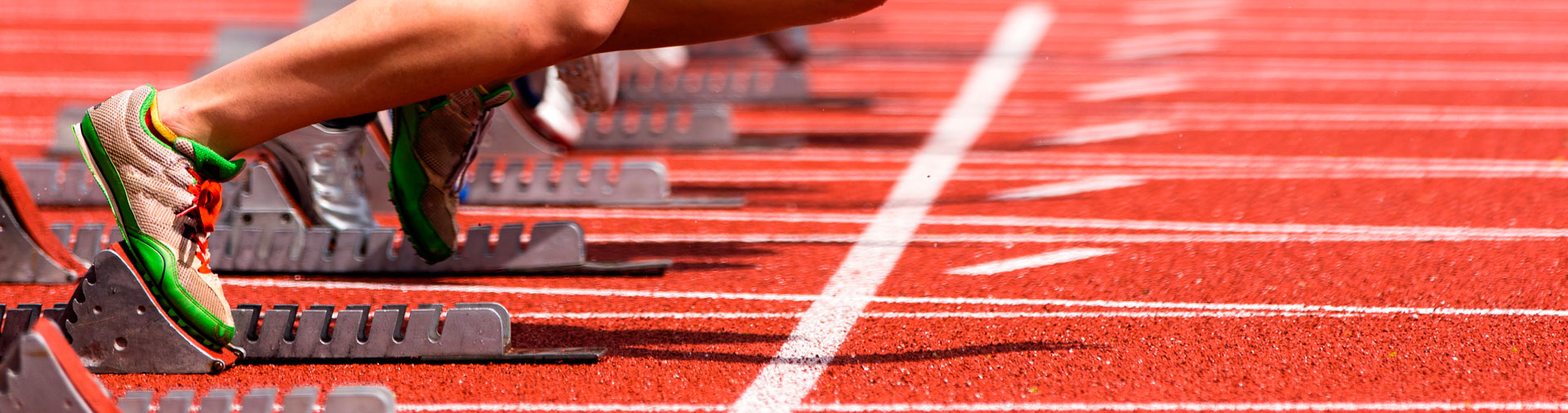 Deportista entrenando para optimizar su rendimiento y capacidad