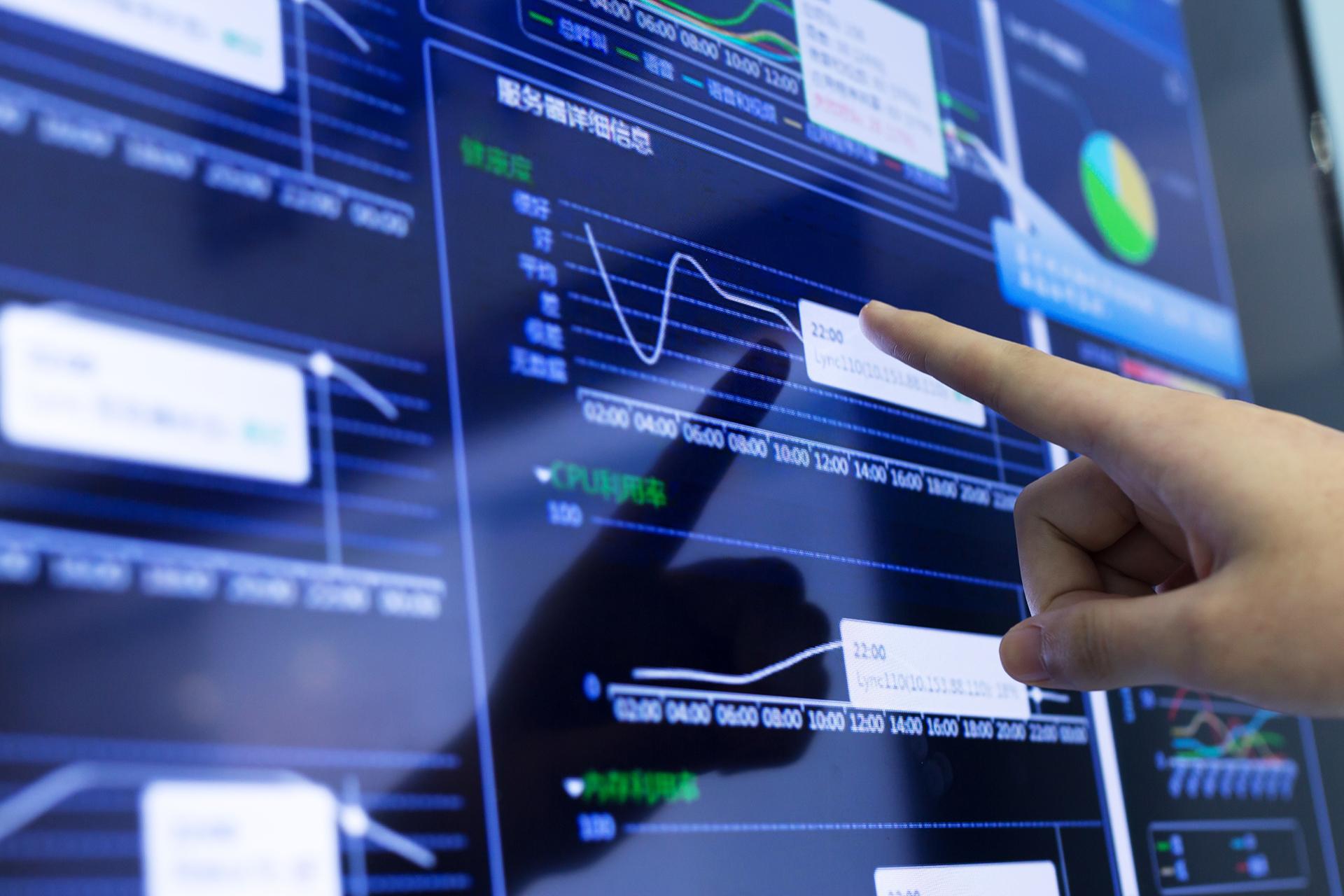 Herramienta online financiera