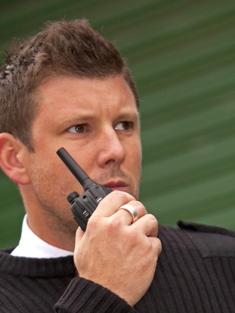 detective privado trabajando