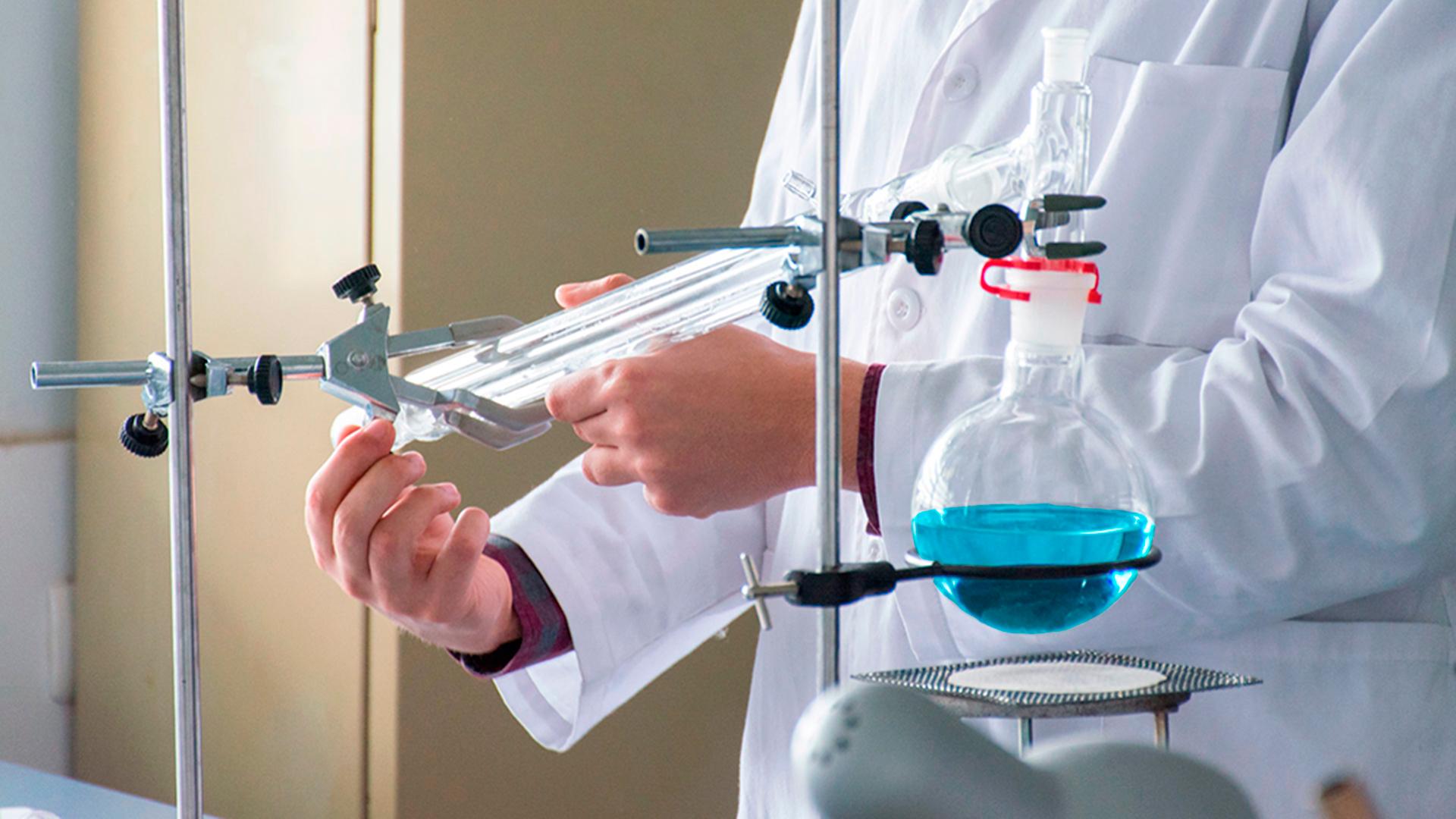 Material de laboratorio clínico y biomédico