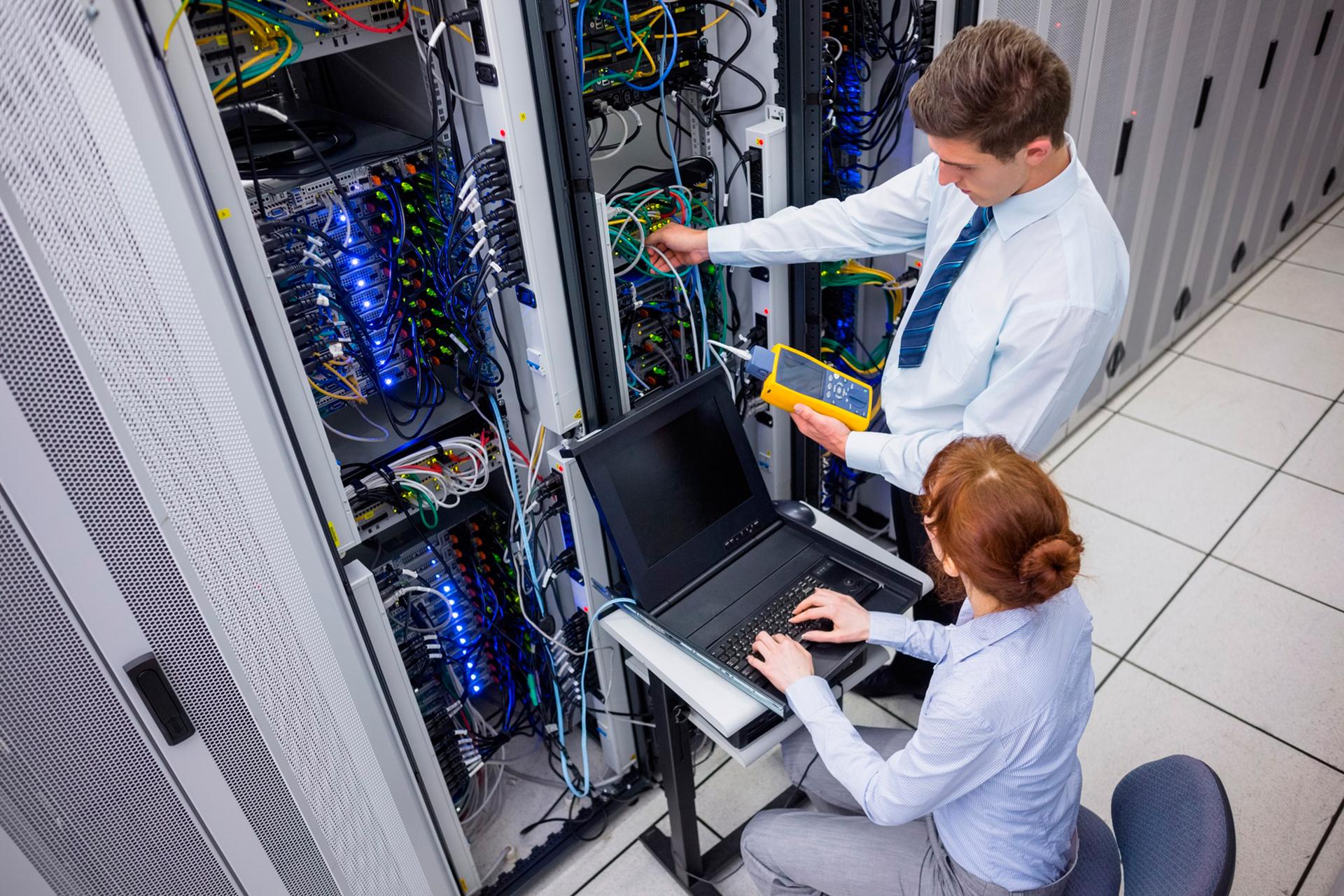 Ciclo Superior En Administración De Sistemas Informáticos En