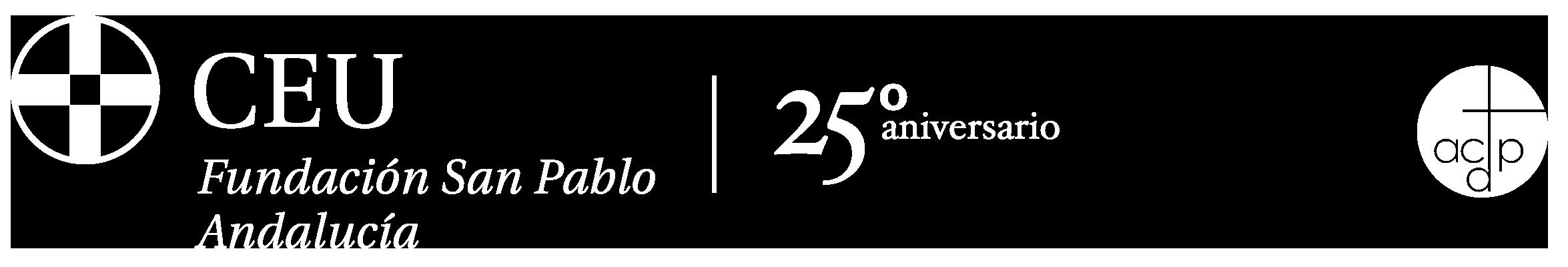 Fundación San Pablo Andalucía CEU - 25 Aniversario
